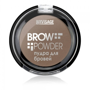 Пудра для бровей Brow powder тон 01 Light taupe, 4г