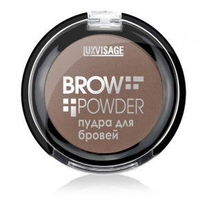 Пудра для бровей Brow powder тон 02 Soft brown, 4г