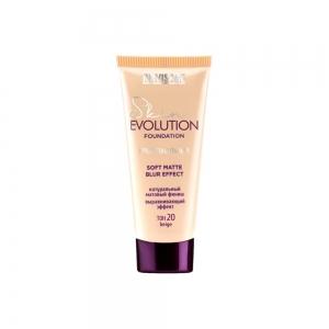 LUXVISAGE Тональный крем Skin Evolution soft matte blur effect тон 20 beige, 35г
