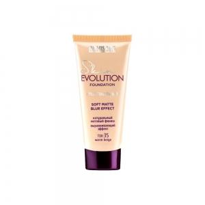LUXVISAGE Тональный крем Skin Evolution soft matte blur effect тон 35 warm beige, 35г