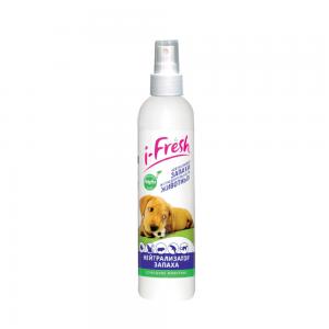 Средство для нейтрализации запахов домашних животных, 250мл