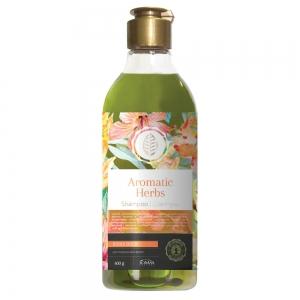 Шампунь для волос Aromatic Herbs Вербена и гибискус, 400г