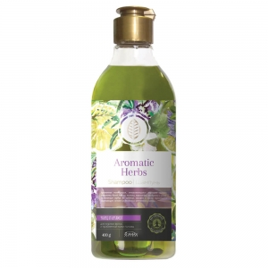 Шампунь для волос Aromatic Herbs Чабрец и бергамот, 400г