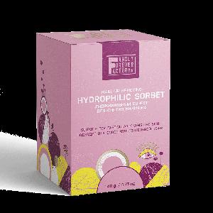 Сорбет для снятия макияжа Organic Boom гидрофильный, для особо чувствительной кожи, 140г