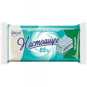 """Хозяйственное мыло """"Хвойное"""" группа 3, 65% ,  140гр (флоу-пак)"""