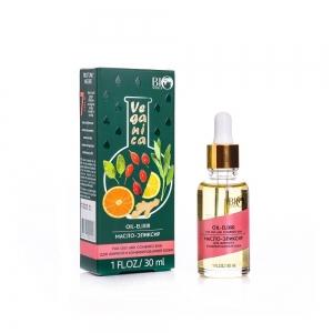 Масло-эликсир для лица Botanica для жирной и комбинированной кожи, 30мл