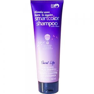 Secret Life Luxury Therapy Индиго шампунь для волос для блондинок, 260мл тб