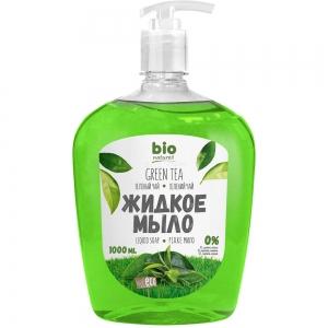 Жидкое мыло Зеленый чай, 1000мл