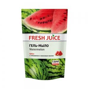 Жидкое мыло сашет Арбуз (Watermelon), 460мл