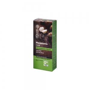 Macadamia Hair Восстановление и защита Масло для ослабленных волос, 50мл