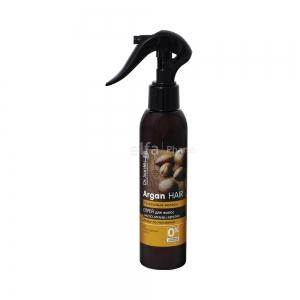 Argan Hair Роскошные волосы Спрей для поврежденных волос, 150мл