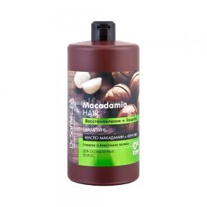 Macadamia Hair Восстановление и защита Шампунь для волос флакон, 1000мл