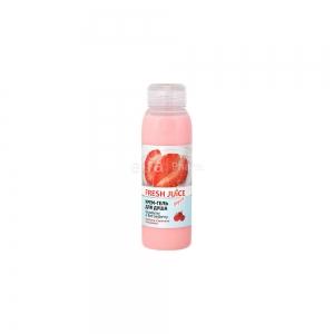 Крем-гель для душа Клубника и красная восковница (Strawberry & Red bayb), 300мл