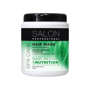 Маска д/волос Salon Professional SPA Питательная, 1000мл