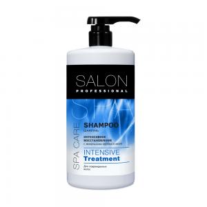 Salon Professional SPA 1000мл Шампунь д/волос Интенс.восстановление, фл