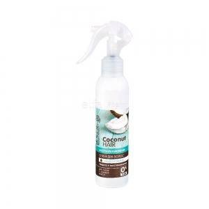 Coconut Hair Экстраувлажнение Спрей для волос Защита и восстановление с маслом кокоса, 150мл