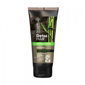 Dr.Sante Detox Hair Натуральный уход Бальзам д/истонченных волос, 200мл