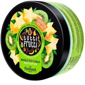 "Масло для тела Tutti Frutti ""Киви"", 150мл"