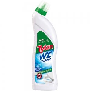 Моющее средство для туалета, антибактериальное (зеленое), 700г