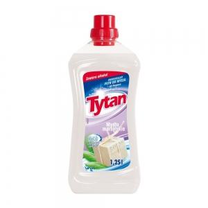 Универсальная жидкость для мытья Марсельское мыло, 1,25л