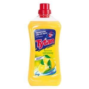Универсальная жидкость для мытья NEW Лимонная, 1,25л