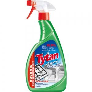 Жидкость для мытья кухни (спрей) с антибактериальным эффектом, 500г