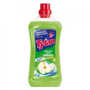 Универсальная жидкость для мытья NEW Зеленое яблоко, 1,25л