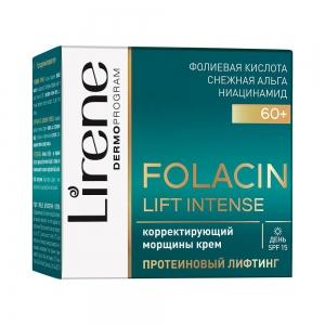 Folacin  Lift Intense 60+ Крем дневной Корректирующий морщины для всех типов кожи, 50мл