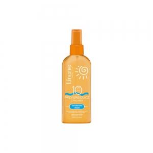 """Масло для тела Защита от воздействия солнца """"Ускоритель загара"""", SPF10, каротиновое, 150мл"""