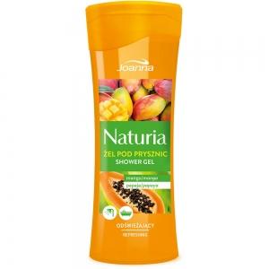 Naturia Гель для душа Манго и папайя, 300мл