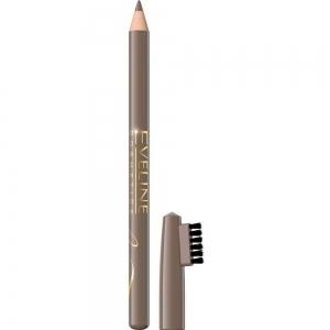 Карандаш для бровей Eyebrow Pencil тон light brown светлый коричневый