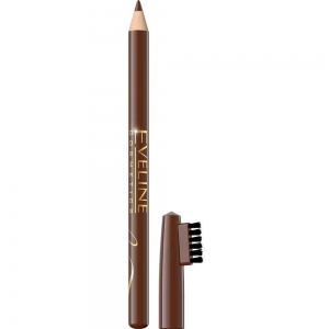 Карандаш для бровей Eyebrow Pencil тон brown коричневый