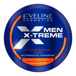 Men X-Treme Крем-экстремальное увлажнение Мультифункциональный, 200мл
