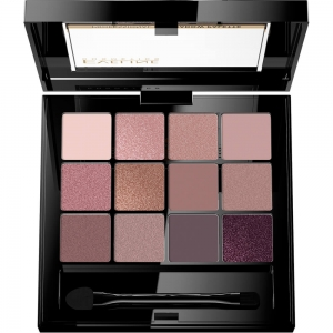 Тени для век Professional Eyeshadow (All In One) палетка № 02 rose розовый(12 тонов), 12г