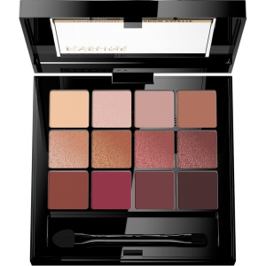 Тени для век Professional Eyeshadow (All In One) палетка № 03 burn огненный(12 тонов), 12г