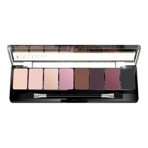 Тени для век Professional Eyeshadow палетка № 02 twilight сумерки (8 тонов), 9,6гр
