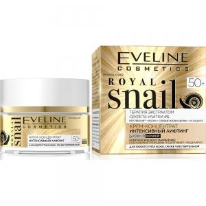 Royal Snail 50+ Крем-концентрат для лица Интенсивный лифтинг для всех типов кожи и чувствительной, 50мл