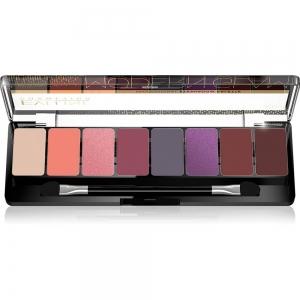 Тени для век Professional Eyeshadow палетка № 03 modern glam модерн (8 тонов), 9,6гр