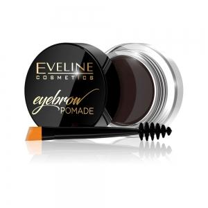 Помада для бровей Eyebrow Pomade тон dark brown темно-коричневый