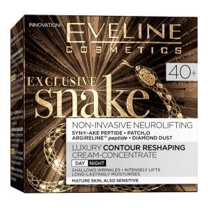 Exclusive Snake 40+ Крем-концентрат для лица Эксклюзивный моделирующий, 50мл