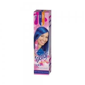 Красящий мусс для волос TRENDY COLOR 39 Голубой космос, 75мл