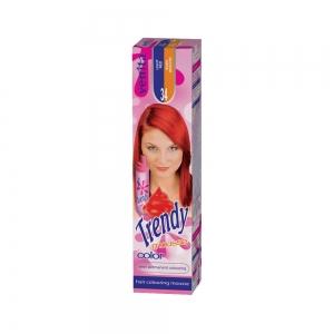 Красящий мусс для волос TRENDY COLOR 34 Ясно-красный, 75мл