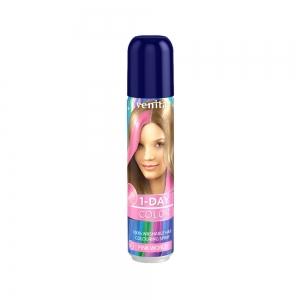 Оттеночный спрей для волос 1-DAY COLOR 08 Розовый мир, 50мл