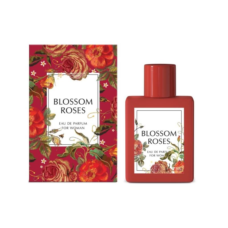 Парфюмерная вода Blossom Roses, 100мл - фото товара