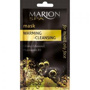 "Маска для лица SPA ""Warming-cleansing"" теплая очищающая, 7,5мл"