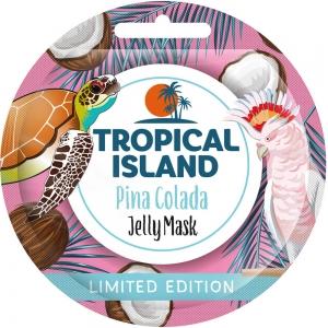 """Маска для лица Tropical Island """"Пина-колада"""", 10г (гелевая)"""