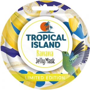 """Маска для лица Tropical Island """"Банан"""", 10г (гелевая)"""