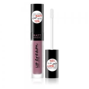 Губная помада Matt Magic Lip Cream жидкая, тон 16 роза, 4,5мл