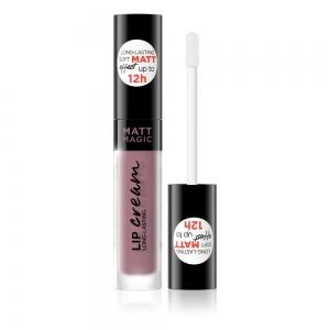 Губная помада Matt Magic Lip Cream жидкая, тон 20 сладкие губки, 4,5мл