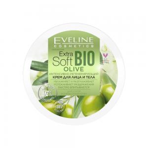 Крем для лица и тела Extra Soft bio Интенс.регенерирующий (Olive) , 200мл